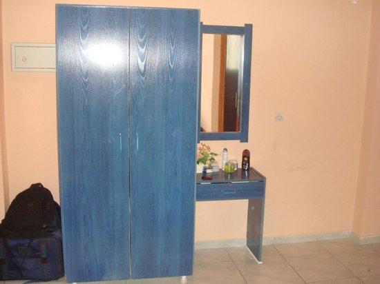 Marietta Hotel Apartments: Platz für 4 Personen...