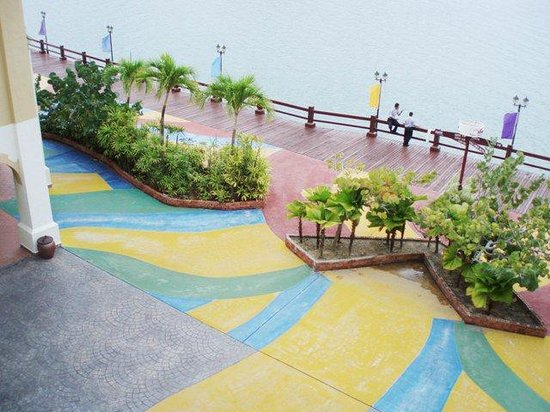 Resorts World Langkawi: view around the hotel