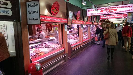 Photo of Kleinmarkthalle taken with TripAdvisor City Guides