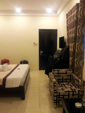 Canary Boutique Hotel: Room