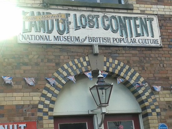 Land of Lost Content Museum