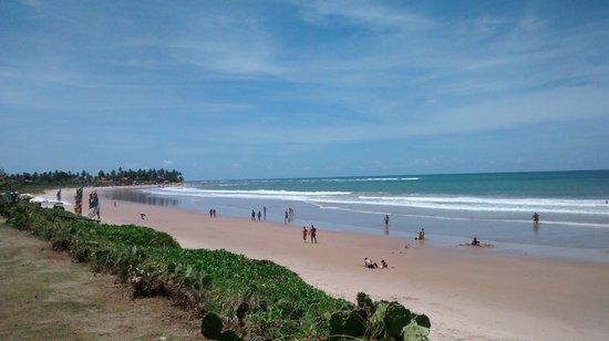 Vila Galé Marés : Lugar tranquilo, piscina e praia bem próximos