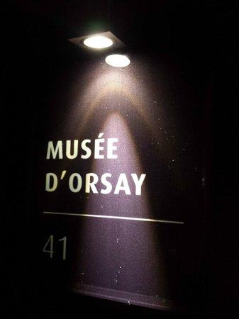 Hôtel Design Secret de Paris: Entree tot kamer Musée d'Orsay
