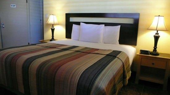 Desert Riviera Hotel : Bedroom VIP suite