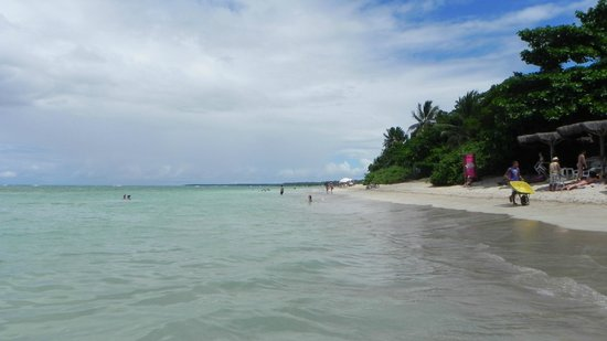 Gamboa Beach: Paraisoo