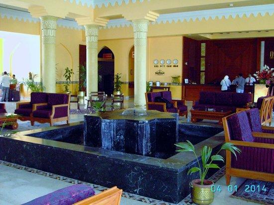 Jolie Ville Hotel & Spa - Kings Island, Luxor : reception/lobby
