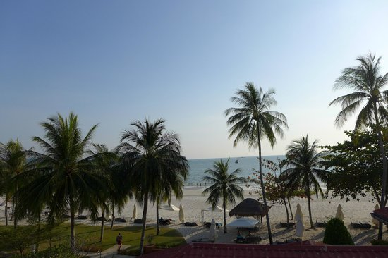 Casa del Mar, Langkawi : view from our room