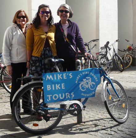 Mike's Bike Tours: We're ready to roll!
