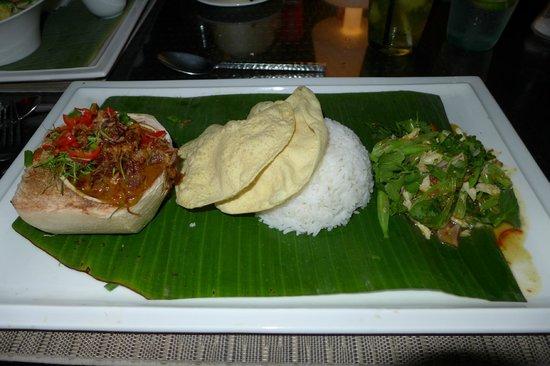 Casa del Mar, Langkawi : excellent food
