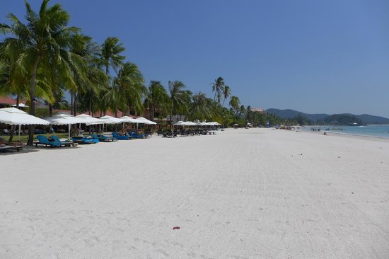 Casa del Mar, Langkawi : beach