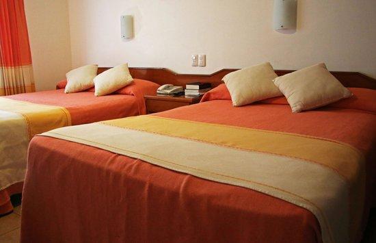 Hotel Oaxaca Real: Standard room