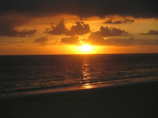 Sirenis Punta Cana Resort Casino & Aquagames: SUNRISE