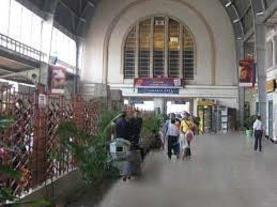 Kota Station: Stasiun BeOS