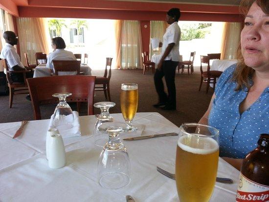 Treasure Isle Hotel: Lunch