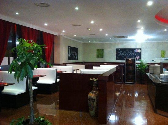 Chez Mio: Salle
