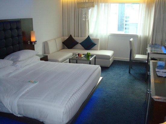 Dream Bangkok: Our room.