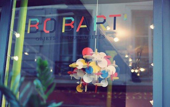 Bobart' - Objets et Curiosites