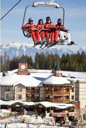 Polaris Lodge - Ski-in / Ski-out