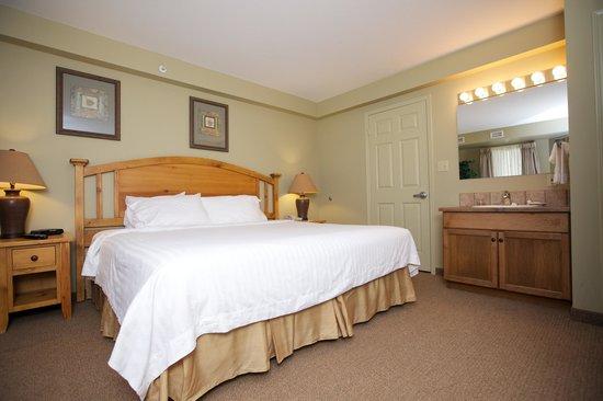 Polaris Lodge: One-bedroom Suite