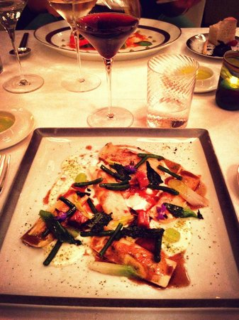 Il Carpaccio - Le Royal Monceau : Cannelloni