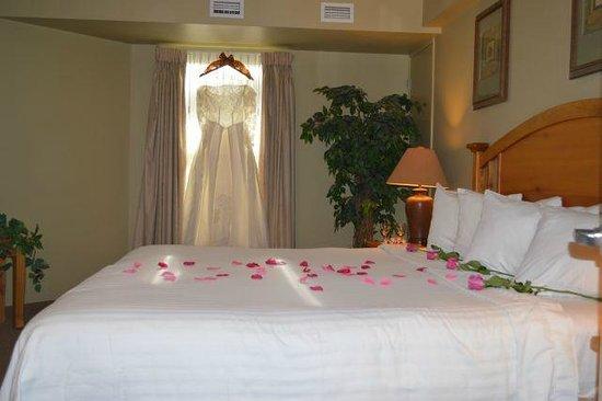 Polaris Lodge: Perfect Honeymoon spot