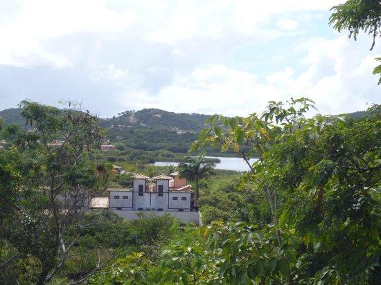 Pousada Vila Pitanga: Hermosa vista