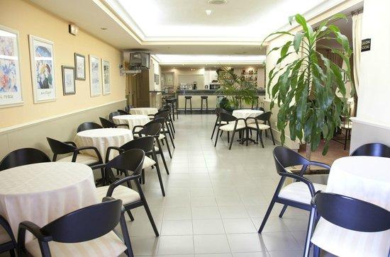 Motel Jardin: Comedor
