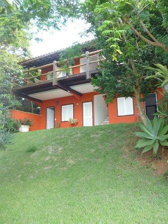 Pousada Vila Pitanga: Vista desde la pile