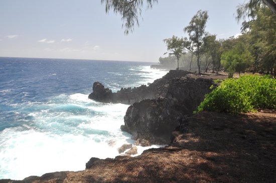 Apau Hawaii Tours: exciting cliff edges
