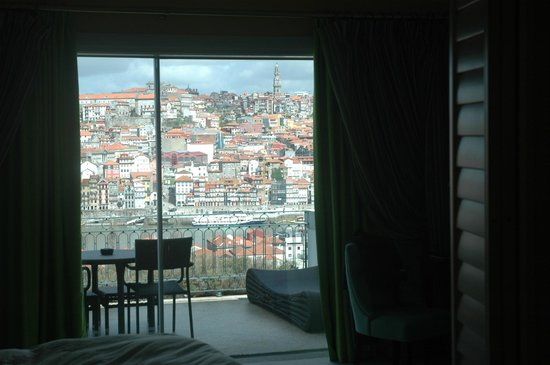 The Yeatman : View from Inside room