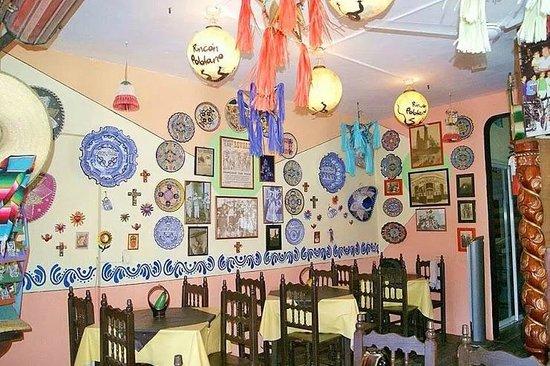 Foto de rincon poblano tulum platillos tipicos mexicanos for Decoraciones para cevicherias