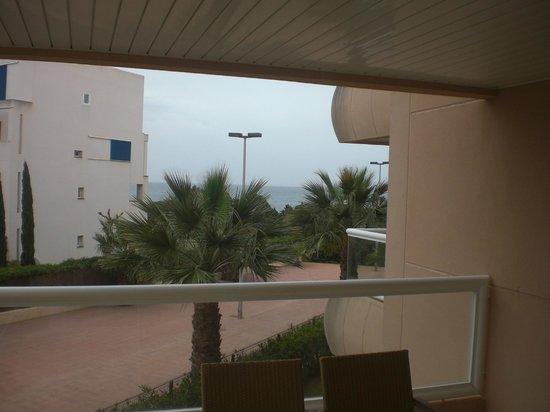 Tropic Garden Aparthotel : vista dalla camera