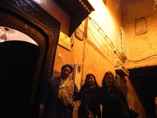 Riad la Croix Berbere: staff