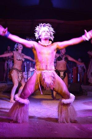 Te Ra'ai restaurant étnico Rapa nui: Te Ra`ai