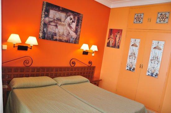 Hotel Entremares: habitacion
