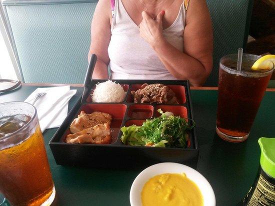Thai-Am 2 : Lunch Bento