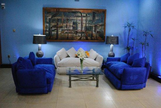 El Araucano: Lobby de Restauran y Bar