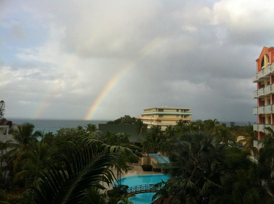 Sonesta Maho Beach Resort, Casino & Spa : View from our room