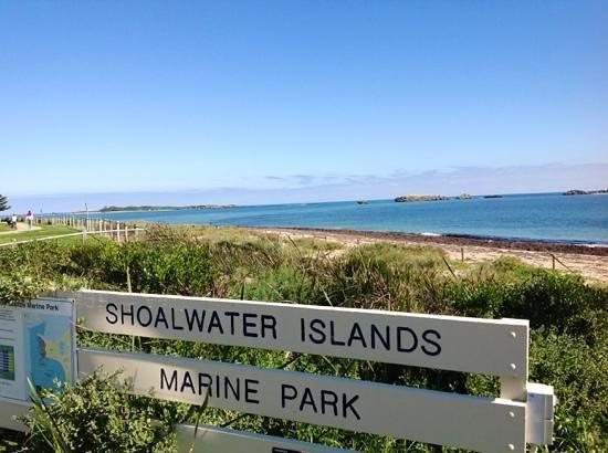 Shoalwater Islands Marine Park Rockingham Wa