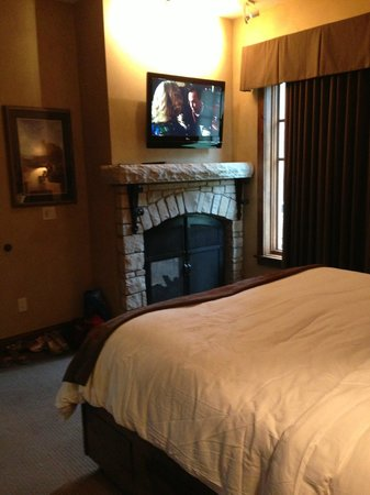 Hotel Park City, Autograph Collection: Nice TV