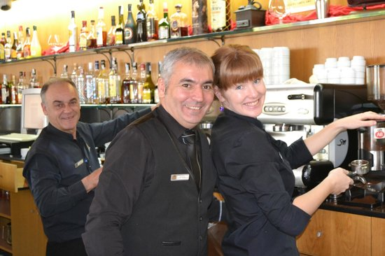 Gran Hotel del Coto: Bar