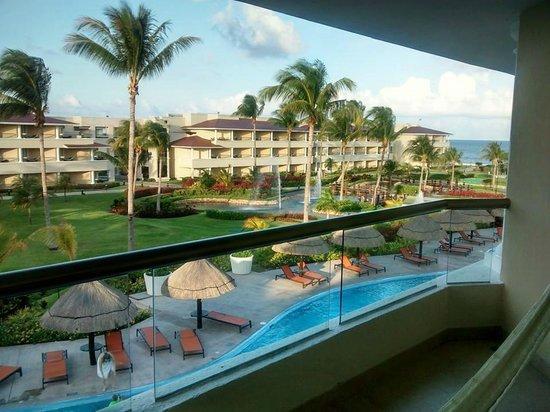 Moon Palace Cancun : Vista do apto que fiquei 3848