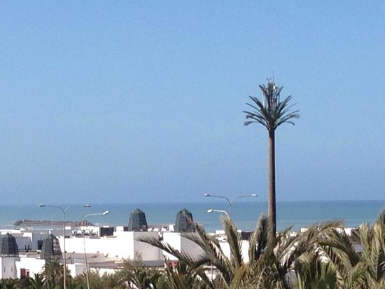 Hotel Timoulay & Spa Agadir: View from balcony