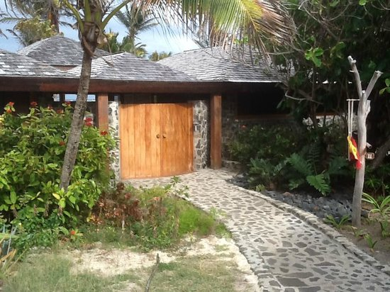Petit St. Vincent Resort: Cottage #11