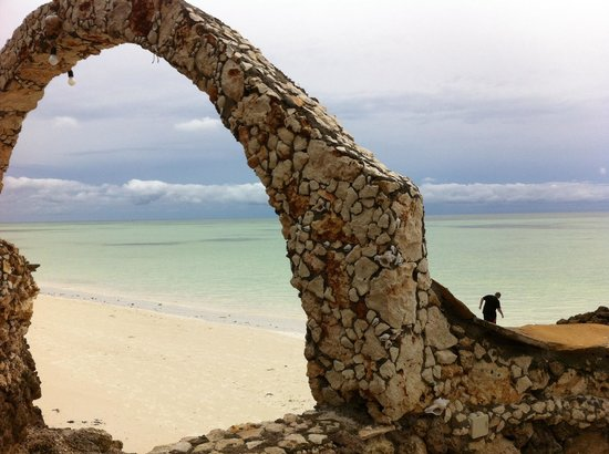 Palumboreef Beach Resort: Plumboreef beach