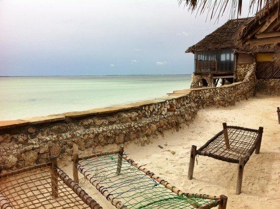 Palumboreef Beach Resort: Sans retouche !