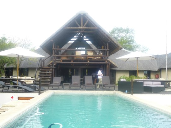 Vuyani Safari Lodge: Lodge