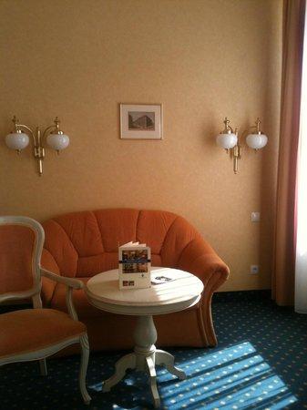 Kummer Hotel: suite