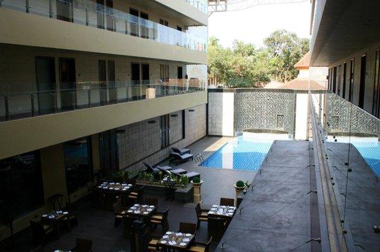 The Acacia Hotel & Spa Goa: Hotel