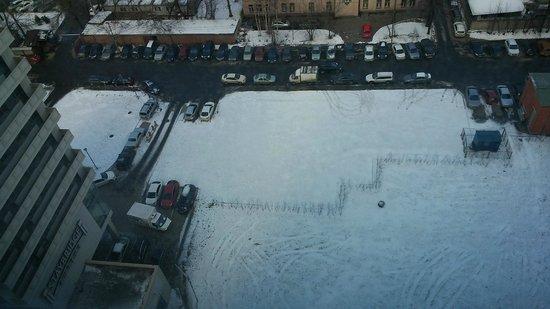 Holiday Inn St. Petersburg Moskovskiye Vorota: вид